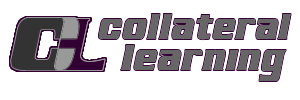 collateral learning John dewey — 'collateral learning in the way of formation of enduring attitudes, of likes and dislikes, may be and often is much more important than the.